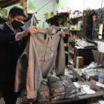 Funes. Nueva indumentaria de trabajo y calzado para el personal municipal